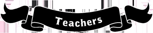 Teachers banner